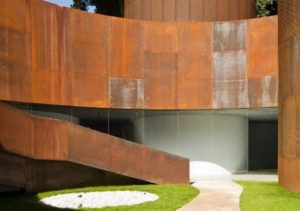 Corten effect paint, turn any surface in a new one with the look of the corten steel