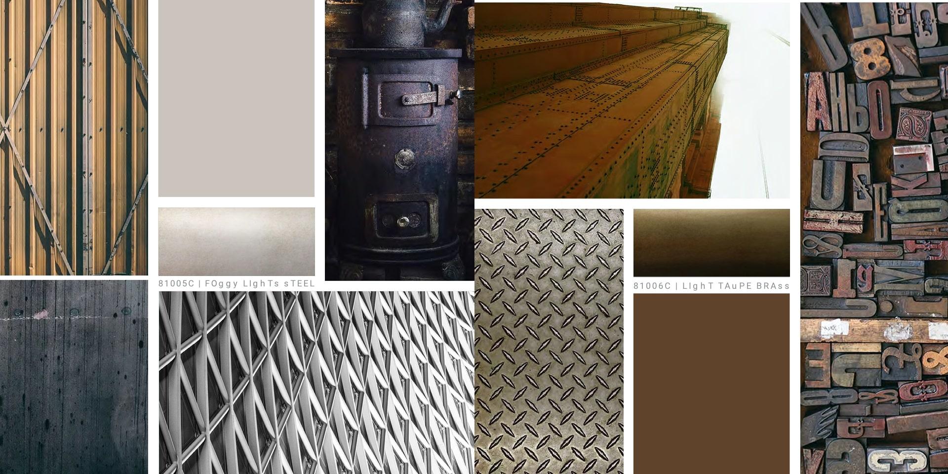 Variazioni Metalliche catalog